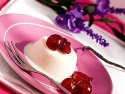 Food in Milan, Panna Cotta