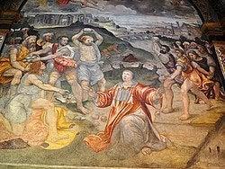 San Maurizio al Monastero Maggiore, fresco