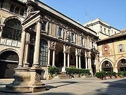 Scuole Palatine y Casa dei Panigarola