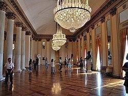 Teatro alla Scala, vestibuo