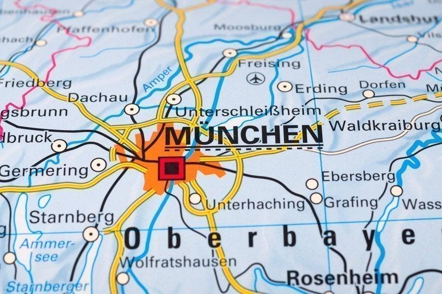hoteles de munich: