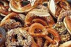 Platos típicos de Munich, pretzel