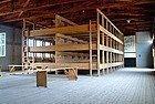 Campo de concentración de Dachau, barracones