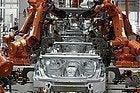 Fábrica de BMW, robots
