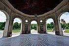 Hofgarten, Templo de Diana