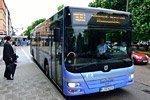 Autobuses en Múnich