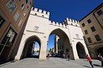 Puertas de la ciudad de Múnich