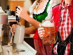 Cerveza en Múnich
