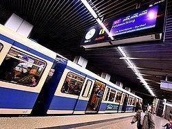 Metro de Múnich, U-Bahn