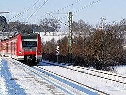 Tren S-Bahn