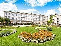 Salzburgo, Palacio Mirabell