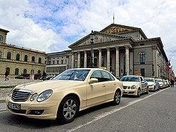 Taxis en Múnich