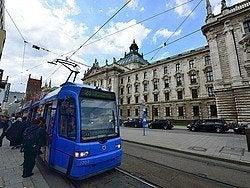 Tranvía en Múnich