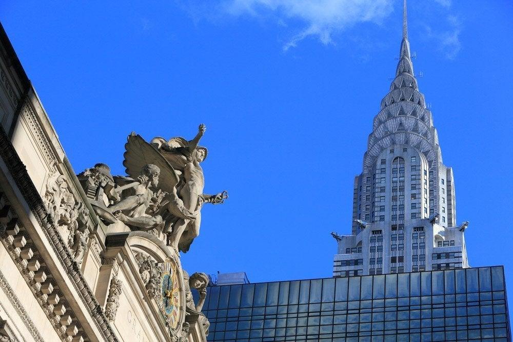 Chrysler in new york