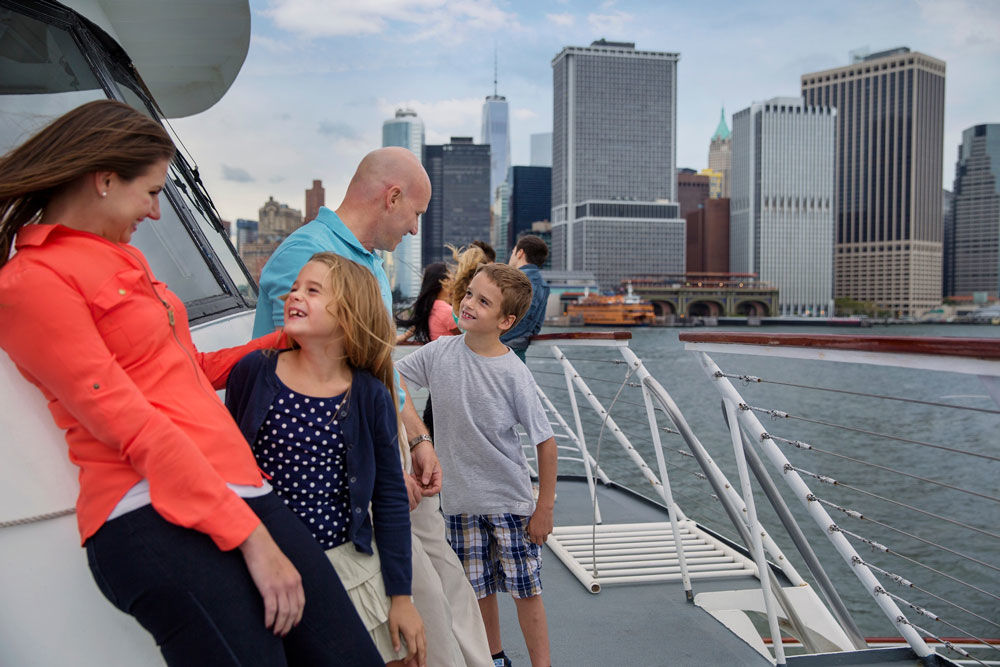 Crucero por el Hudson