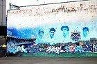 The Bronx, graffiti