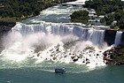 Cataratas del Niágara, parte americana
