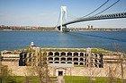 Staten Island, Fort Wadsworth y el Puente Verrazano