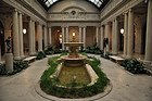 The Frick Collection, garden court