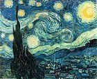 MoMA, The Starry Night by Van Gogh