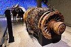Museo del 11-S, motor del ascensor