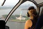 Attraversando Manhattan in elicottero