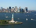 New York Helicopter Tour, views of Manhattan
