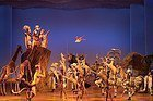 Lion King Musical, New York