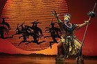 Lion King in Broadway
