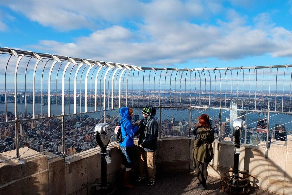 Vista desde el Empire State Building
