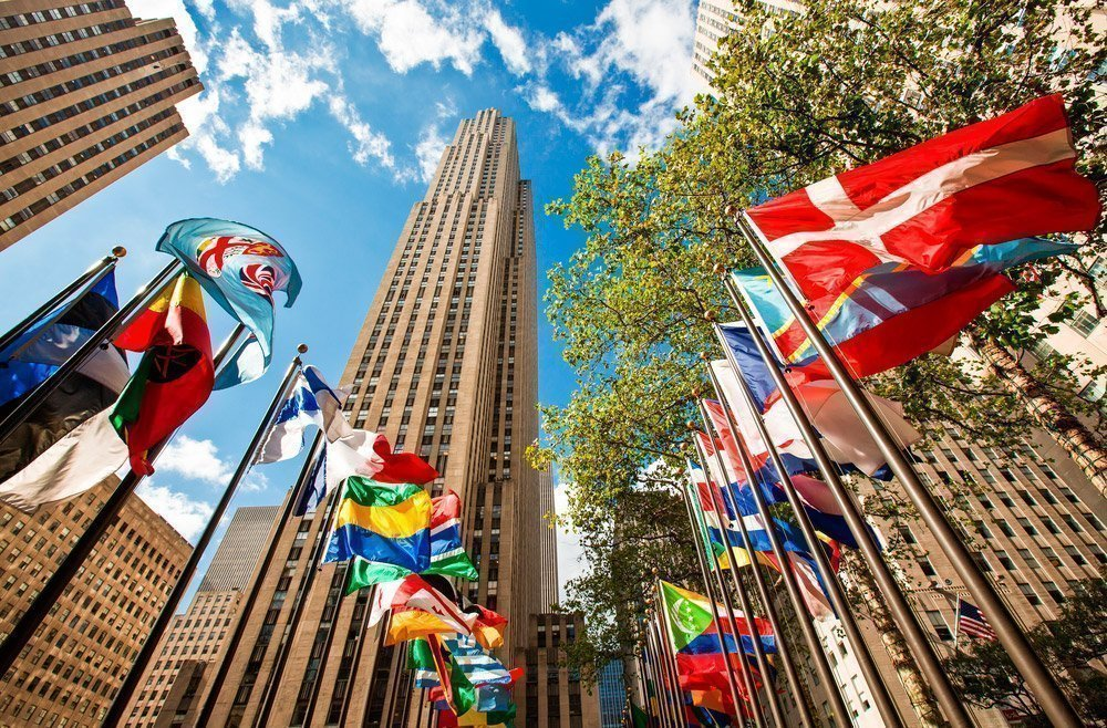 Rockefeller center important business and commercial complex for Things to do in nyc for kids today