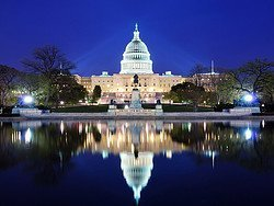 Washington D.C. Capitol