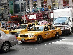 New York Transport, Taxi Cab