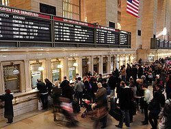 Grand Central Terminal, Ticket Office