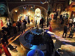 Madame Tussauds, Opening Night Party