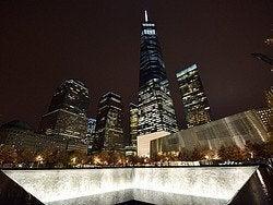Mémorial du 11-Septembre au World Trade Center
