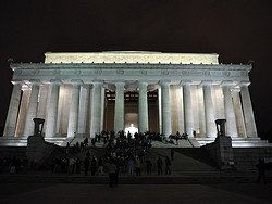 Washington D.C. Monumento a Lincoln