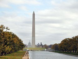 Washington D.C. Monumento a Washington
