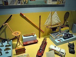 Museum of the City of New York, toys