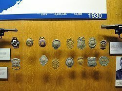 New York City Police Museum, medals
