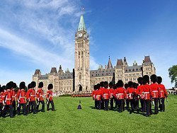 Ottawa, parlamento