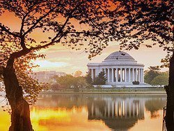 Thomas Jefferson Memorial, Washington DC