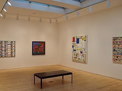 Whitney Museum of American Art, interior