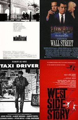 Películas y series rodadas en Nueva York