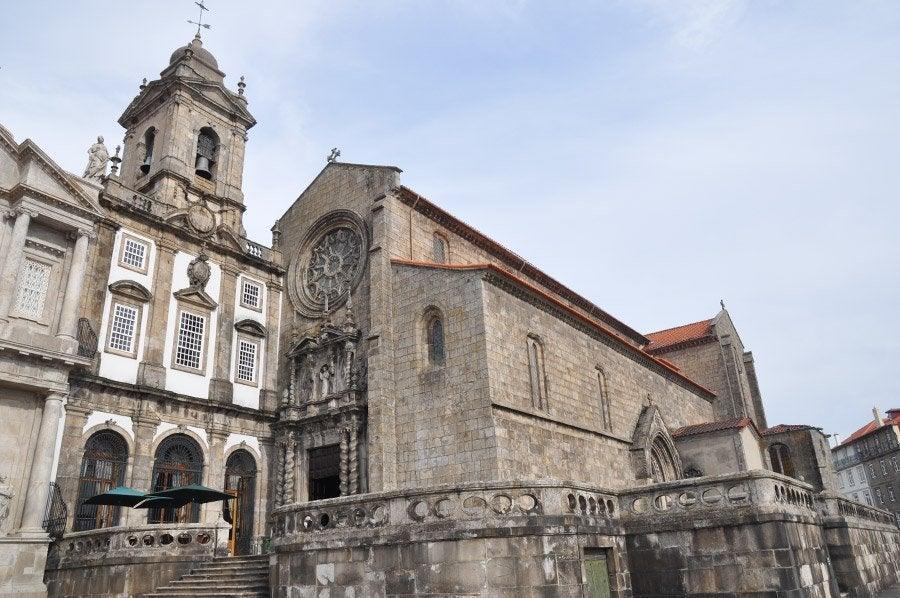 Favoritos Igreja de São Francisco in Porto - Opening hours, entrance fee and  SY75
