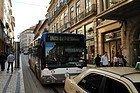 Local bus in Porto