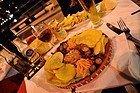 Restaurantes en Oporto, cuidado con las raciones