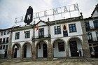 Sandeman, la bodega más conocida de Oporto