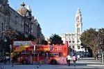 Ônibus turísticos em Porto