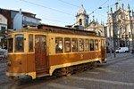 Tranvías en Oporto